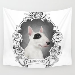 GAINSBARRE Wall Tapestry