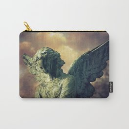 The Angel of Pere Lachaise Carry-All Pouch