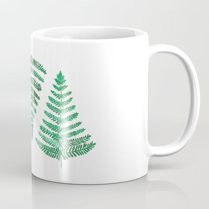 Fiordland Forest Ferns Coffee Mug