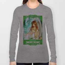 Wings Of Faith : Healer Long Sleeve T-shirt
