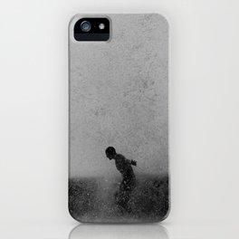 Dia de Agua iPhone Case