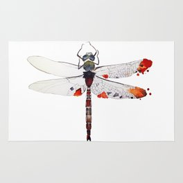 Dragonfly Rug