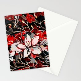 Floral -Tp2 Stationery Cards