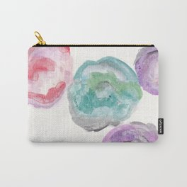 Winifred circles Carry-All Pouch