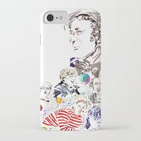 willy wonka iPhone & iPod Cases featuring Willy Wonka & The Chocolate Factory by Arielle Trenk