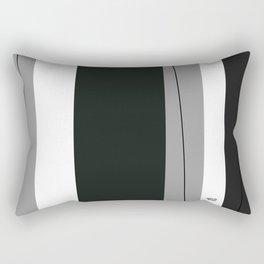 Kirovair Blocks Green #minimal #design #kirovair #decor #buyart Rectangular Pillow