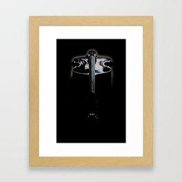 Bass 1 Framed Art Print