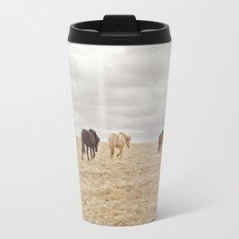 Travel Landscape Photograph, Iceland Travel Mug