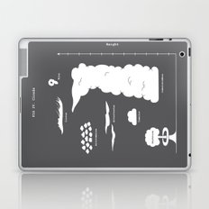 Know your clouds! Laptop & iPad Skin