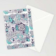 Bleeding Ink Stationery Cards