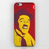 charlie chaplin iPhone & iPod Skins featuring Charlie Chaplin by jnk2007