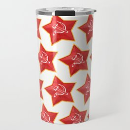 Holiday - 9 may. Victory day. Anniversary of Victory in Great Patriotic War. Travel Mug