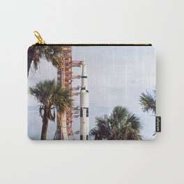 Apollo 8 - Tropical Launch Pad Florida Carry-All Pouch