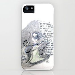 Please, Chaos iPhone Case