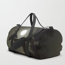 By the light of the full moon Duffle Bag