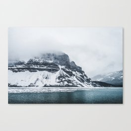 Bow Lake Alberta Canvas Print