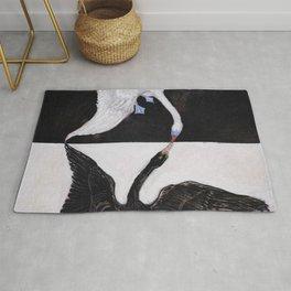 Hilma af Klint - The Swan Rug