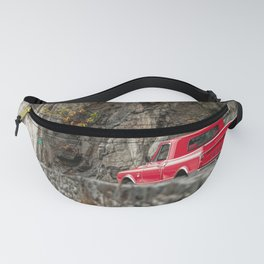 Red Pickup 67' Fanny Pack