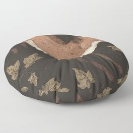 The Fox and Ivy Floor Pillow