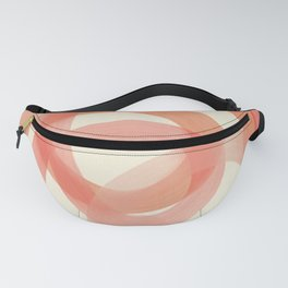 Valentine #5 - Abstract Art Print Fanny Pack