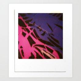 Early 90's Art Print
