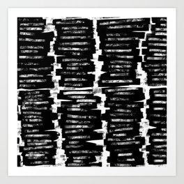 Brayer Art Print