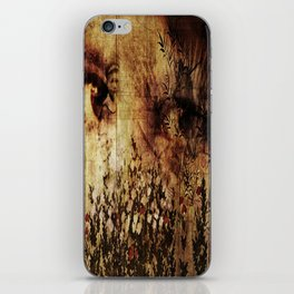 In Your Mothers Eyes iPhone Skin
