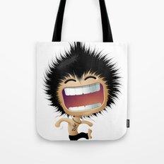 Mr. Zhong: Hahaha Tote Bag