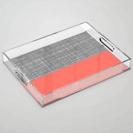 Greben Acrylic Tray