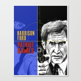 Patriot Games Canvas Print