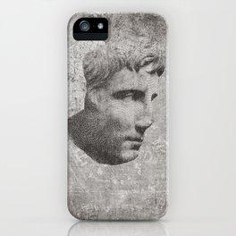 ANCIENT / Head of Augustus iPhone Case
