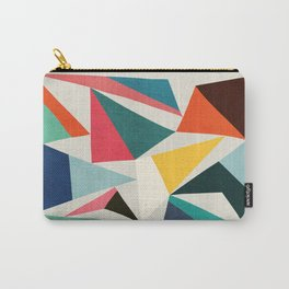 Collection of pointy summit Carry-All Pouch