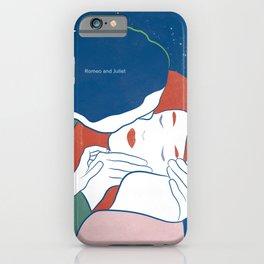 Romeo and Juliet, William Shakespeare iPhone Case