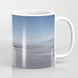 Across The Salt Lake Coffee Mug