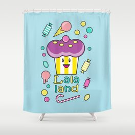 Cany Land Shower Curtain