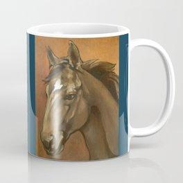 Sound Reason - Thoroughbred Stallion Coffee Mug