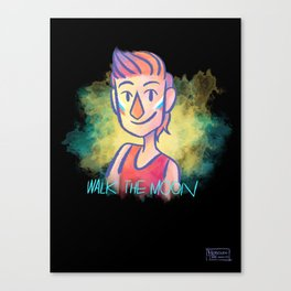 Quesadilla Canvas Print