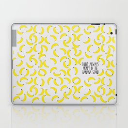 There's Always Money in the Banana Stand  Laptop & iPad Skin