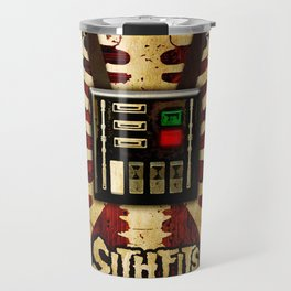 Sithits - More Machine Than Man Travel Mug