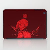 borderlands iPad Cases featuring maya the siren by hydrae