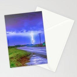 GODS ROAD Stationery Cards