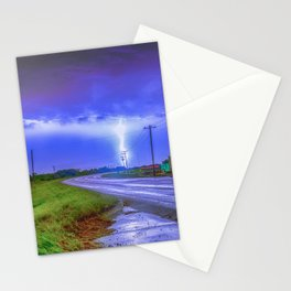 GODS ROAD Stationery Cards
