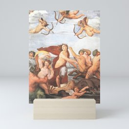 Triumph of Galatea by Rafaello Mini Art Print