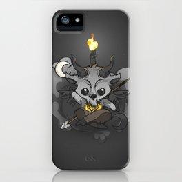 Baby Bel iPhone Case