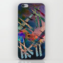 STRUCTURE  iPhone Skin
