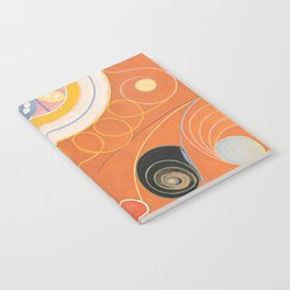 Hilma Af Klint Group IV No 3 Notebook