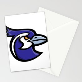 Black-throated Magpie-Jay Mascot Stationery Cards