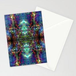 Trippy Kalidescope Pattern Stationery Cards