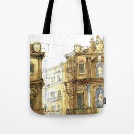 Old Palermo Tote Bag