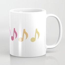 Hungry For Music  Coffee Mug